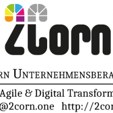 2Corn Logo Text Hoch