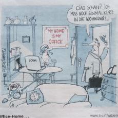 Produktivität im Homeoffice – Umfrage für eine Master-Thesis