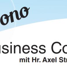 Pro-Bono Business Coaching mit Hr. Axel Straschil